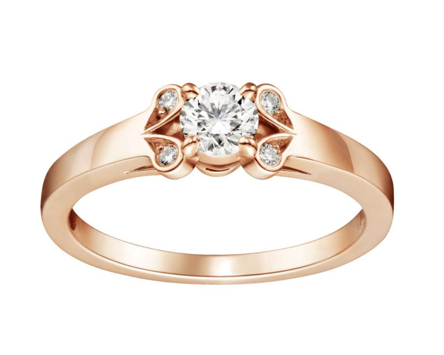 カルティエ婚約指輪